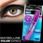MAYBELLINE(メイベリン) ボリューム エクスプレス フォルジーズ マスカラ WP ベリーブラック 【3本セット】